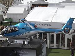 G-SKLR Eurocopter EC120 Helicopter (EFL Helicopters Ltd)