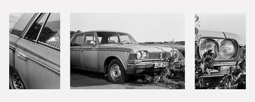 Toyota Crown - Kodak Tri-X 400