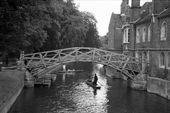 Cambridge Mathamatical Bridge