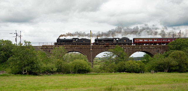Photo:LNER And LMS On The WCML By ARG_Flickr