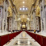 Basilica Papale di San Pietro 18 - https://www.flickr.com/people/21747240@N05/