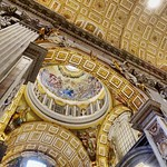Basilica Papale di San Pietro 17 - https://www.flickr.com/people/21747240@N05/