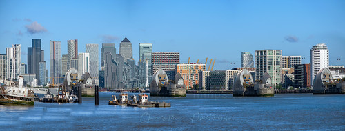 London's Skyline. Best viewed Large! Christine Phillips