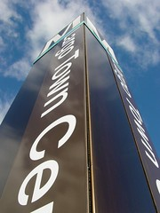 Largo Town Center station entrance pylon [05]
