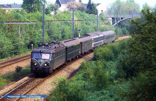 Train 810     Hergenrath