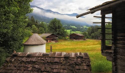 Kramsach Bauernhäuser