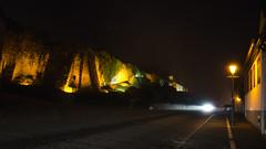 Murs lumineux de l'ancien hôpital de Bischoffsheim