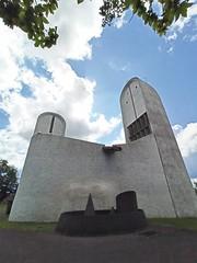 Chapelle Notre-Dame-du-Haut à Ronchamp