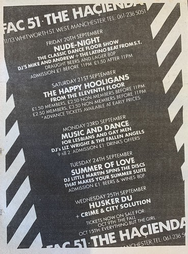 NME, 21 September 1985. #NME #MyLifeInTheUKMusicPress #1985
