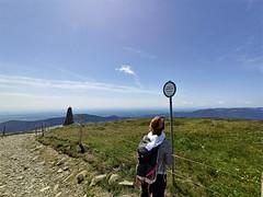 Point culminant des Vosges à 1.424 m