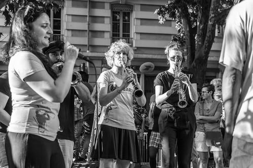 Fête de quartier St Bruno 27/06/2020 - Yebarov @ place St Bruno