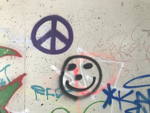 peace and smile