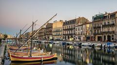 Barques catalanes - Sète