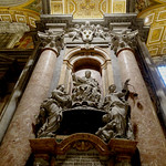 Basilica Papale di San Pietro 23 - https://www.flickr.com/people/21747240@N05/