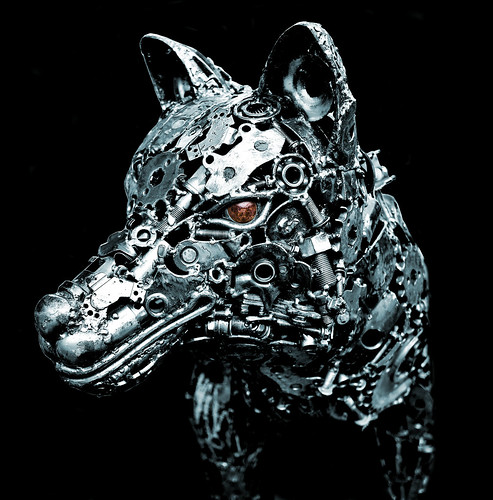 The Terminator Wolves