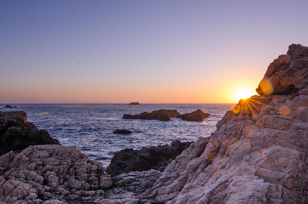 The Classic Pacific Coast [Carmel Highlands, California]