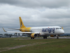 G-NSEY Embraer ERJ-195STD ERJ-190-200 (Aurigny Air Services Ltd)