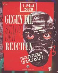 May Day anti-fascist mobilization