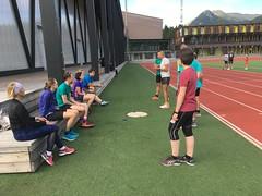 Running Workshop mit Guy 2020