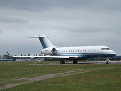 N386BA Bombardier BD700 Global 6000 (Private Owner)