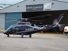 N109GN AgustaWestland AW109SP GrandNew Helicopter (Castle Air Ltd)
