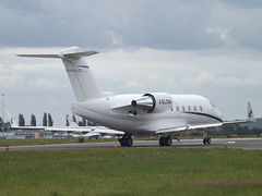2-SLOW Bombardier Challenger 604 (Volare Aviation GSY Ltd)