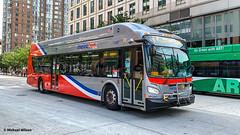 WMATA Metrobus 2018 New Flyer Xcelsior XN40 #3167
