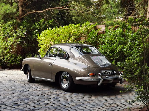 1964 Porsche 356 CM 600 C