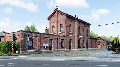 Gare de Hyon-Ciply (HS)  L109