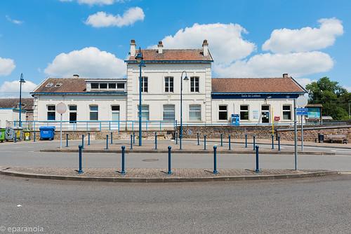 Gare de Lobbes L130A/Ex-L109