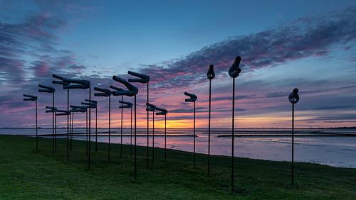 Sunset Wind pants Huusm Dockkoog