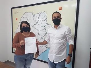 R$ 100 MIL PARA CESÁRIO LANGE