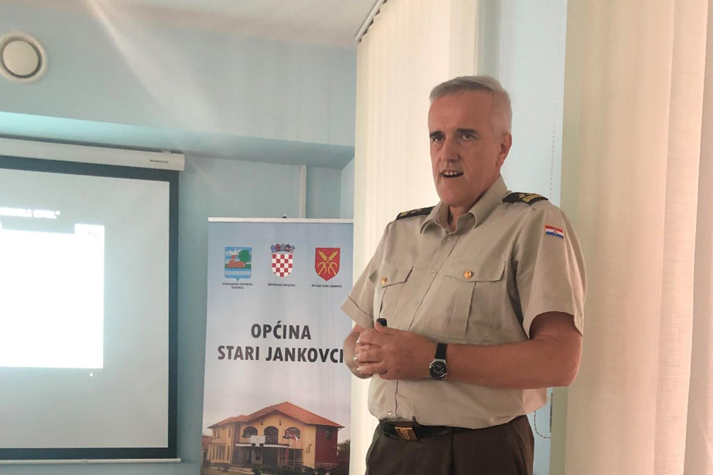 Hrvatsko vojno učilište organiziralo okrugli stol na Memorijalu