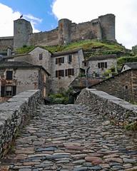 0115 Brousse le Château. Aveyron .