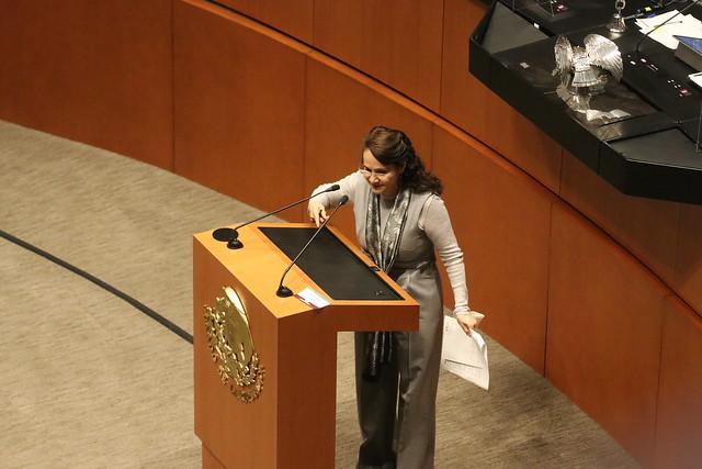 28/06/2020 Participación En Tribuna Diputada Dolores Padierna