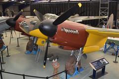 de Havilland Aircraft Museum, Salisbury Hall. 12-7-2020