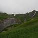 On the way up to Col de la Croix du Bonhomme