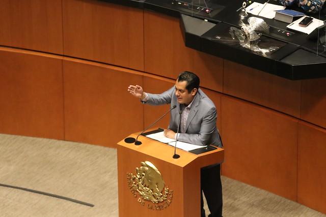 28/06/2020 Participación En Tribuna Diputado Sergio Gutierrez