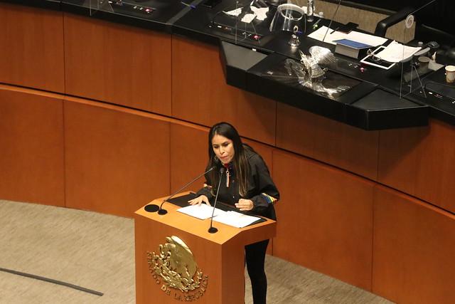 28/06/2020 Participación En Tribuna Diputada Simey Olvera