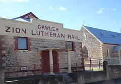 Stone Hall and Church