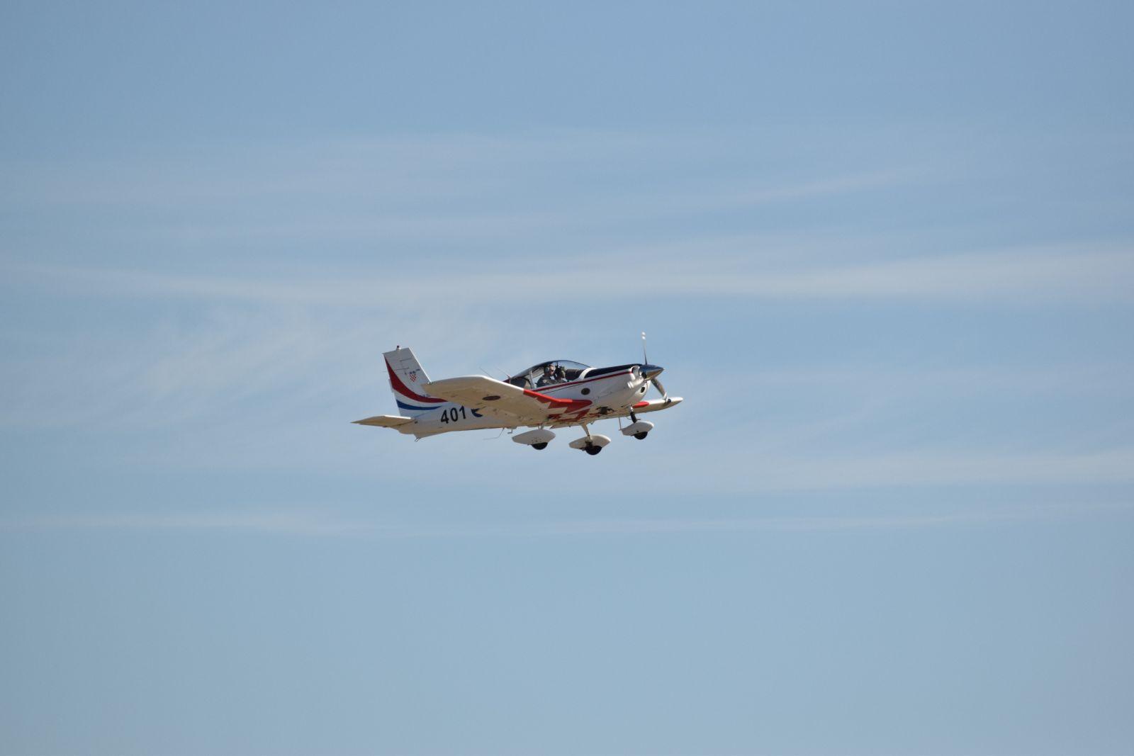Započelo selekcijsko letenje novih naraštaja vojnih pilota