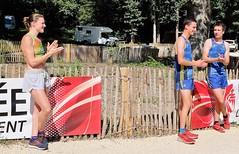 Trail La Forestiere, Saint Laurent sur Sevre, 1ers competition post COVID