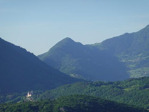 Montagne de Lachat @ Dingy-Saint-Clair @ Taillefer