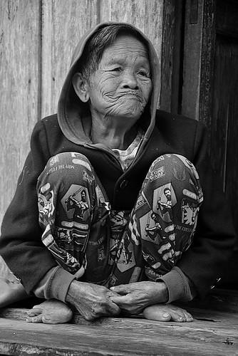Portrait province Kalinga Philippines _7266NB