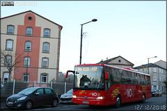 Mercedes-Benz Tourismo – SPL D'un Point À l'Autre / liO (Lignes Intermodales d'Occitanie)