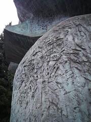 Jardin de sculptures de la Fondation Pierre Gianadda, Martigny, Suisse