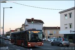 Man Lion's City – Albibus / Transports Urbain du Grand Albigeois