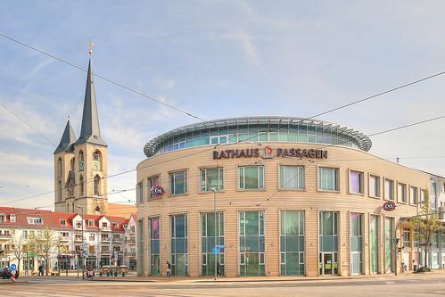 Rathaus-Passagen HBS