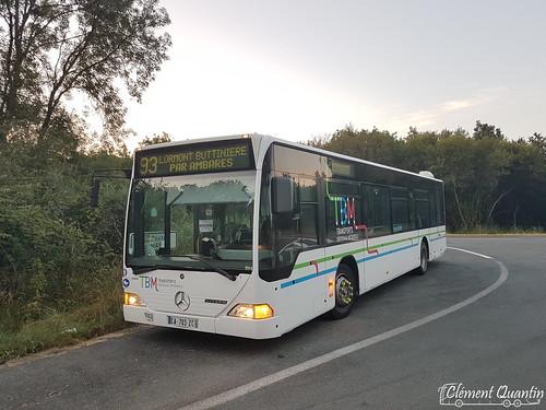 MERCEDES-BENZ Citaro - 069045 / Keolis Cars de Bordeaux