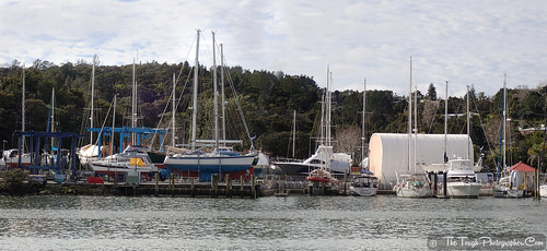 Riverside Drive Marina